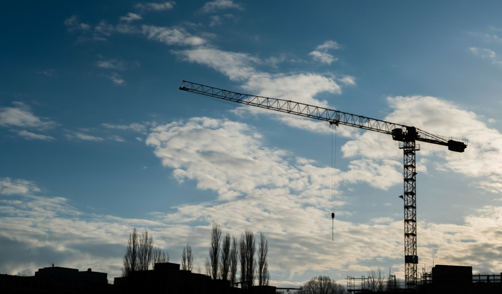 growth in Irish construction sector