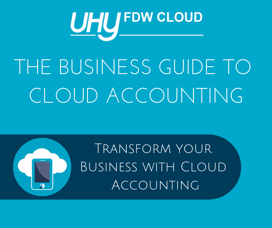 Guide to cloud accounting