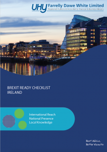 Brexit Checklist Ireland Cover Image
