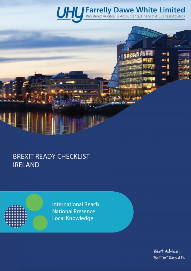 Brexit Checklist Ireland Cover Image