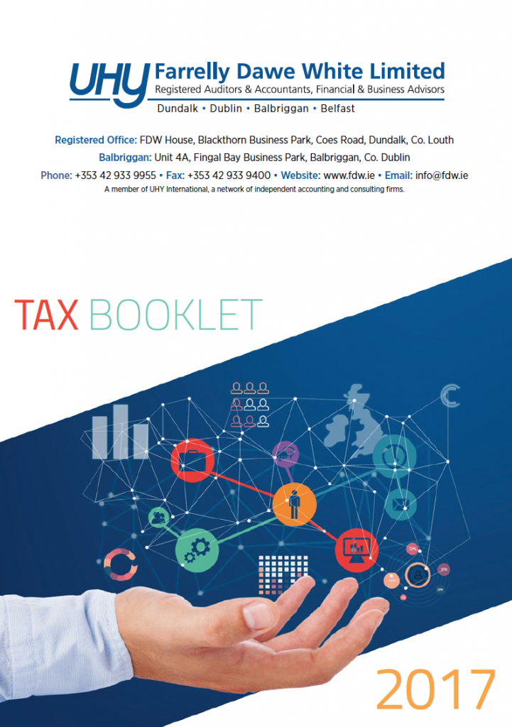 Tax Booklet 2017