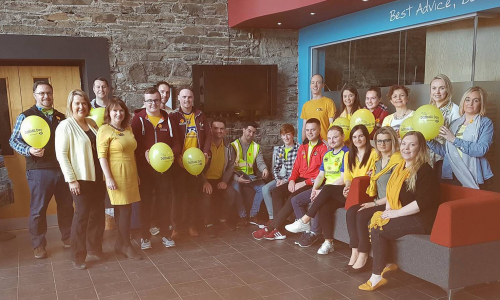 Daffodil Day 2018 - Group Pic